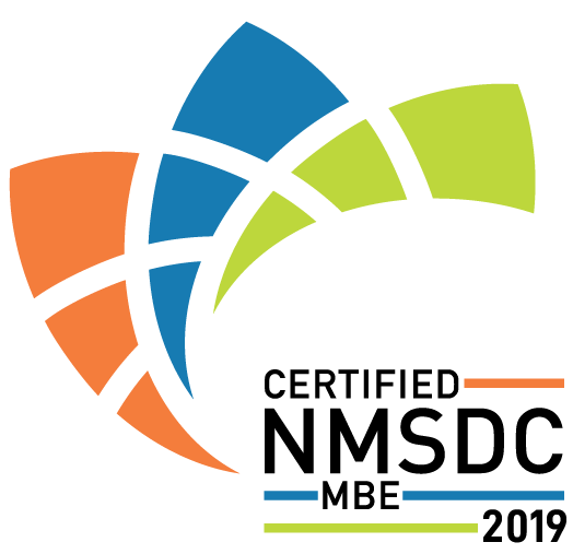 Certified NMSDC MBE 2019